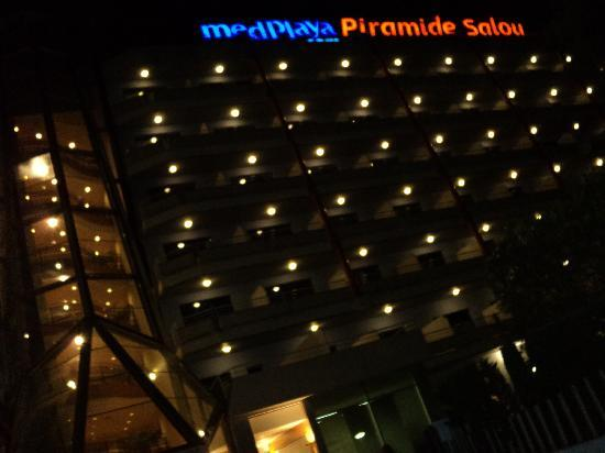 MedPlaya Piramide Salou : hotel