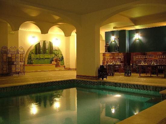 Casa Banos de la Villa: Hammam