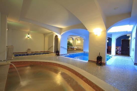 Casa Banos de la Villa: Baños Árabes