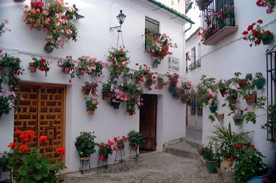 Casa Banos de la Villa: Barrio de la Villa