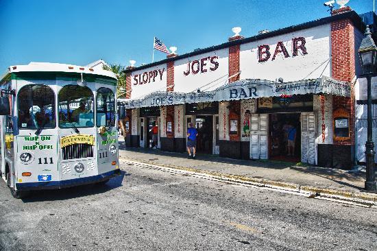 City View Trolley Tours Key West Florida