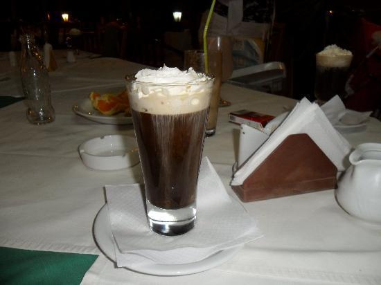 Windmill Restaurant : One large coffee