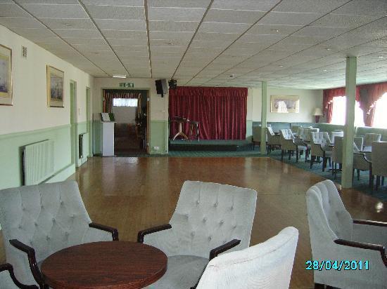 Sandy Lodge Hotel: Lounge/Entertainment Area