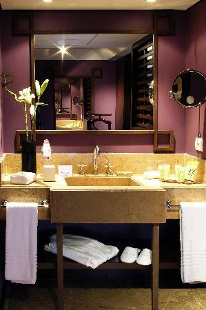 Sofitel Bogota Victoria Regia: Bathroom