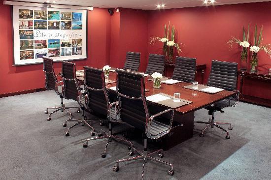 Sofitel Bogota Victoria Regia: Rosas Meeting Room