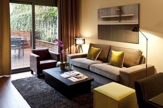 Palauet Tres Torres: apartamento