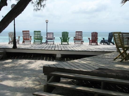 Coco Plum Island Resort: the view is waiting for you...