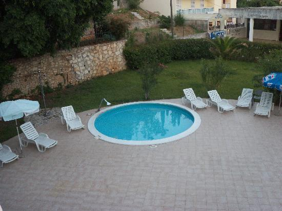 Hotel Amfora: Small Pool