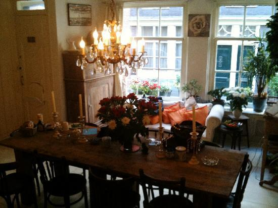 Amsterdam At Home: The first floor