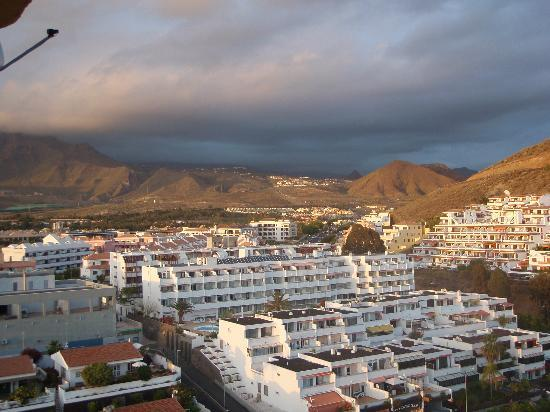 Los Cristianos, Spanyol: a nice view