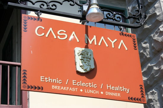 Casa Maya Restaurant