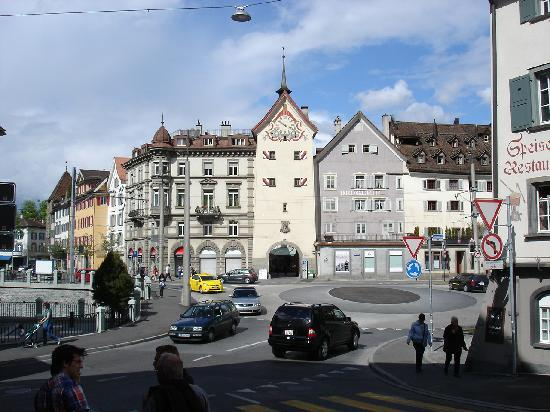 Chur, Switzerland: Das Obertor