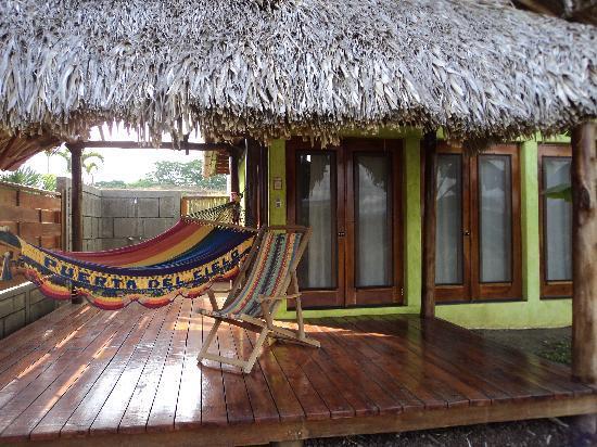 Hacienda Puerta Del Cielo Eco Spa: private cabin