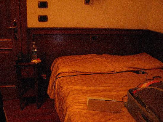 Hotel La Forcola: Habitacion