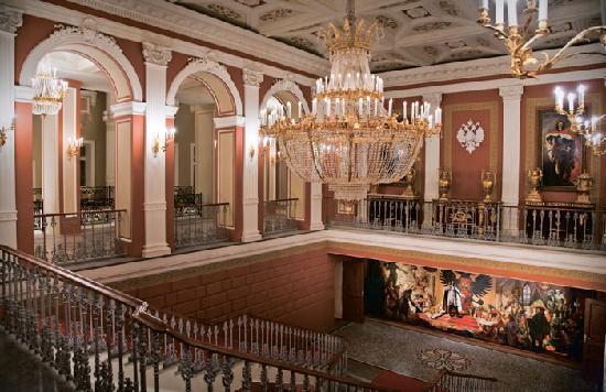 Taleon Imperial Hotel: TaleonImperialHotel_MainStaircase