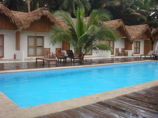 Elysia Beach Resort: cottages