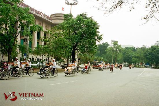 Vietnam Tour Booking - Day Tours: Hanoi city