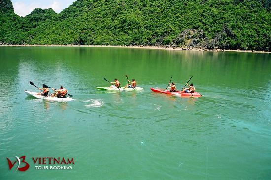 Vietnam Tour Booking - Day Tours: Halong bay