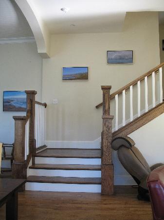 Westport Hotel: Stairway
