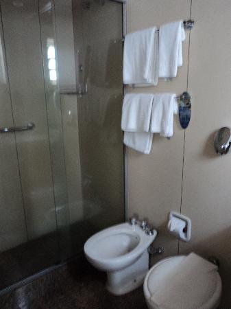 Tulip Inn Rio Copacabana: banheiro suíte standard