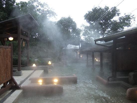 Jiaosi Hot Spring: Forest Bath, Jiaoxi Hot Spring Park, Jiaoxi