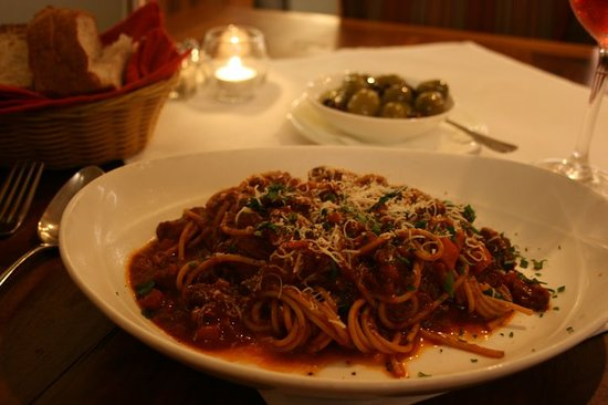 New York's Incredible Italian Food