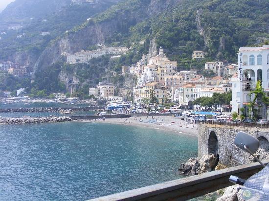 Coast Road : amalfi