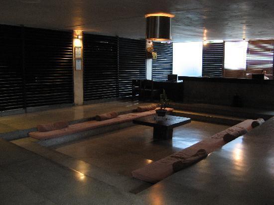 The Oasis Kuta: reception area