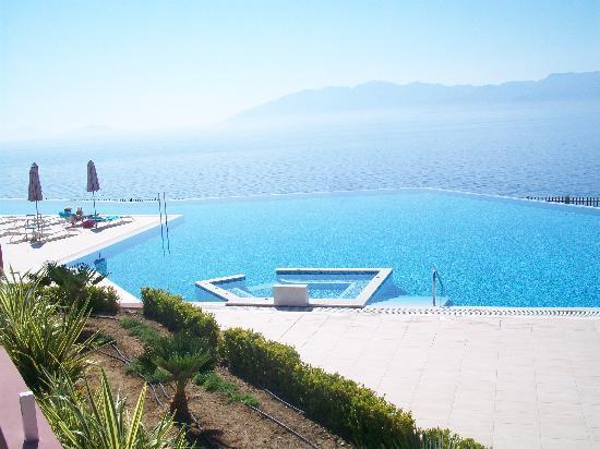 Psalidi, Grekland: piscina