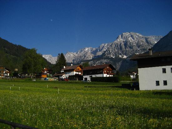Ehrwald, Austria: surroundings