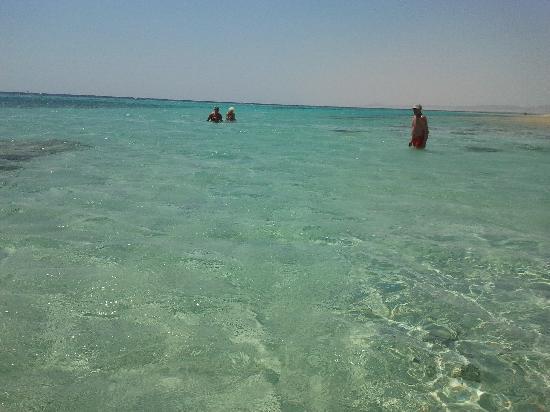 Gorgonia Beach Resort Mare Spiaggia