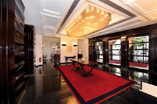 Grand Hotel Via Veneto: The entrance