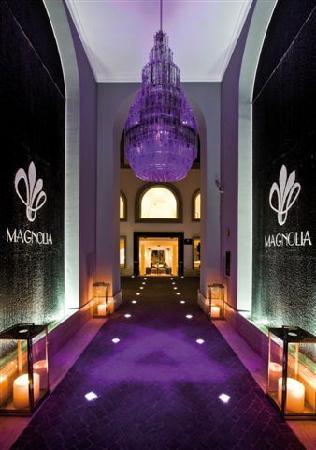 Grand Hotel Via Veneto: Magnolia Restaurant