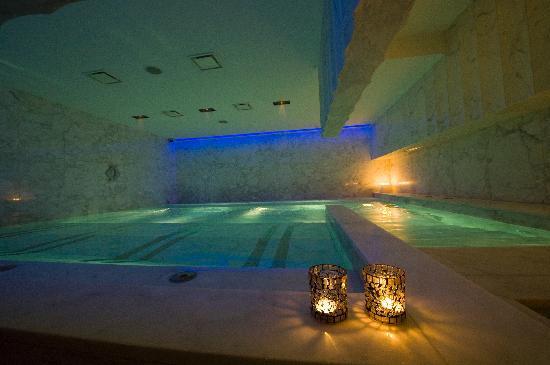 Grand Hotel Via Veneto: AQVA City-Spa