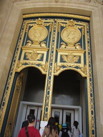 Museo de la Armada: Entrance