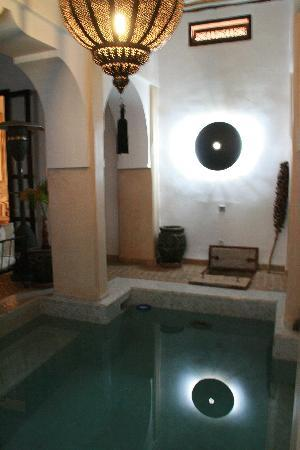 Dar Charkia: Beautiful mini pool.