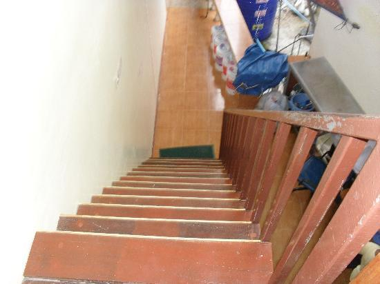 Harmony House: The deadly stairs...