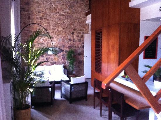 Casa del Horno: Living room