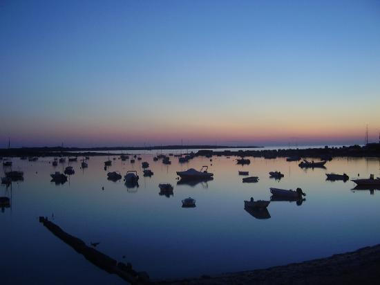 Hostal La Savina: vista del tramonto dalla camera