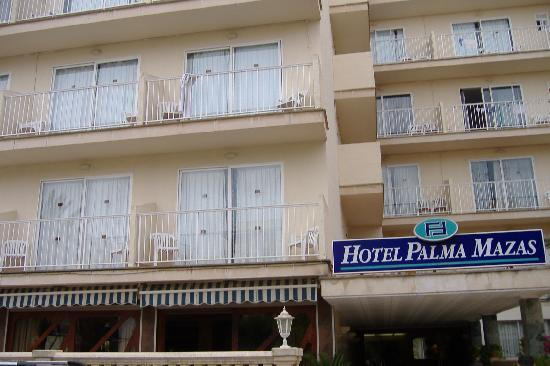 Hotel Palma Mazas Reviews