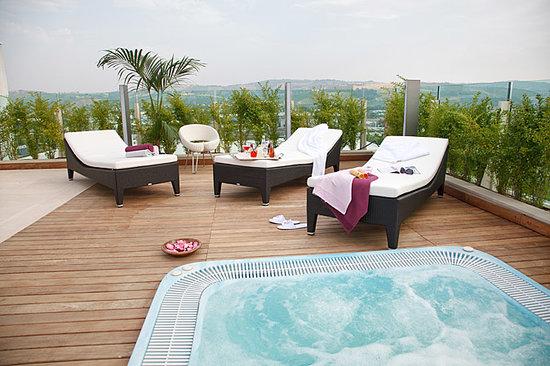 Breaking Business Hotel : Terrazza del Centro Wellness Milos