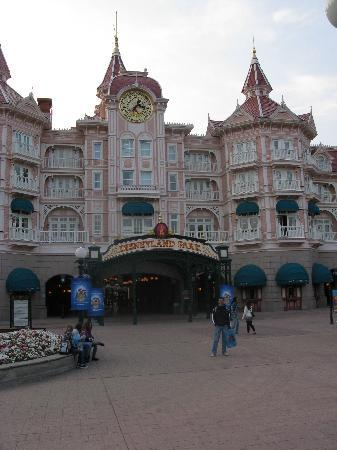 Disneyland Park: Parigi - Disneyland Paris - Ingresso