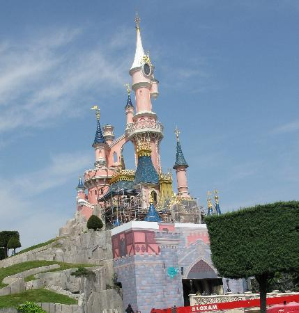 Disneyland Park: Parigi - Disneyland Paris - Castello