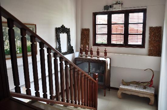 Baan Klang Vieng Hostel: Feels like home