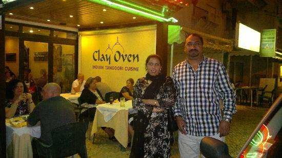 Clay Oven Indian Kitchen: the clay oven