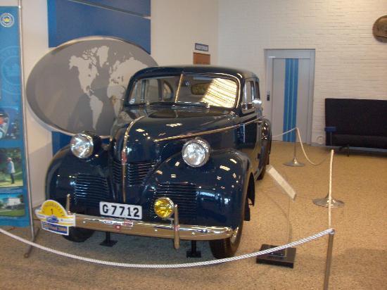 Göteborg, Szwecja: Il Museo della Volvo