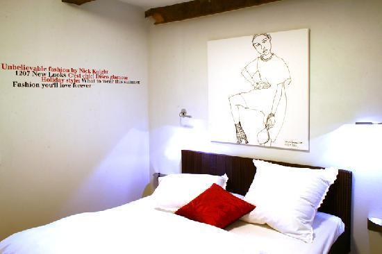 Haus Berghoff Apartmenthotel: Schlafzimmer