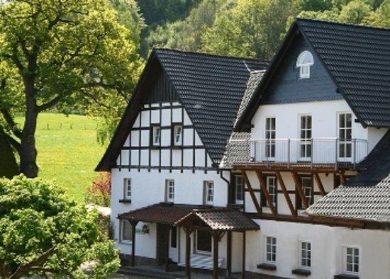 Haus Berghoff Apartmenthotel: Hausansicht