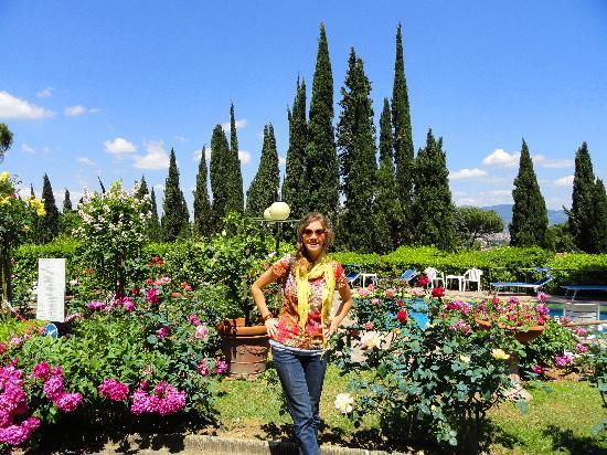 Villa Belvedere - Florence: Gardens