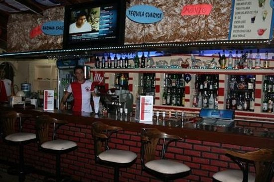 Apple Bar Marmaris : The Bar